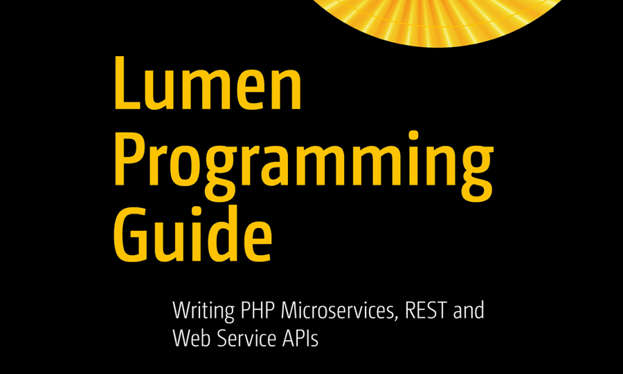 Lumen Programming Guide Book Cover